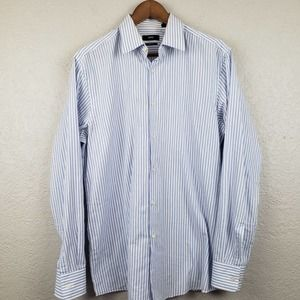 Hugo Boss Sharp Fit Button Up 16.5-34/35